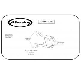 Marving Y/2115/BC Yamaha Xj 550