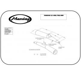Marving Y/2002/BC Yamaha Xj 750