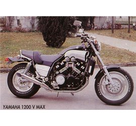 Marving Y/CP12/BC Yamaha 1200 V Max