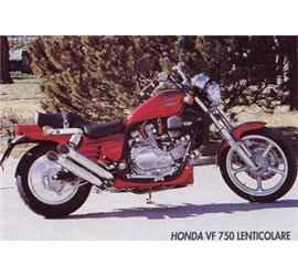 Marving H/CP19/BC Honda Vf 750 Custom Lenticolare