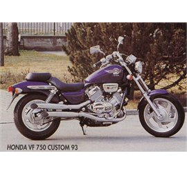 Marving H/CP18/BC Honda Vf 750 Custom