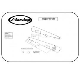 Marving S/2030/BC Suzuki Gs 400