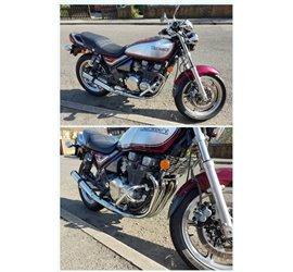 Marving K/57/BC Kawasaki Z 550 F
